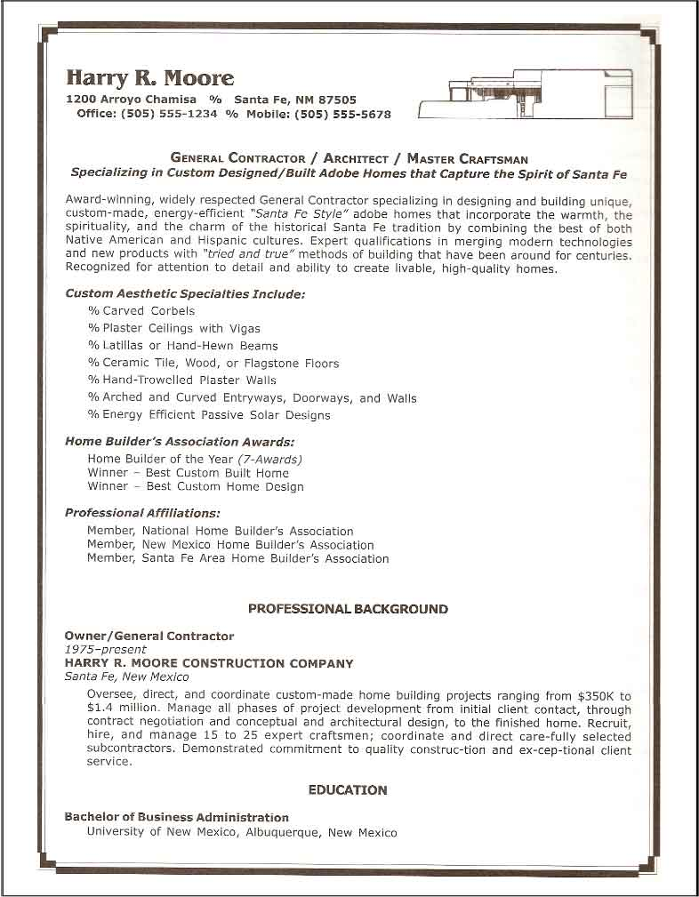 Professional Executive Resume Writers and Cover Letter at Affordable ...